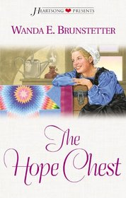 The Hope Chest (Brides of Lancaster County, Bk 4) (Heartsong Presents, No 486)