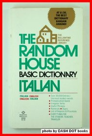 RH IT BASIC DICTIONARY (The Ballantine reference library)