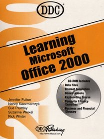 Learning Office 2000