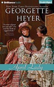 April Lady (Audio CD) (Unabridged)