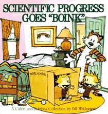 Scientific Progress Goes Boink (Calvin & Hobbes)