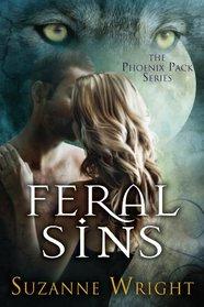 Feral Sins (Phoenix Pack, Bk 1)