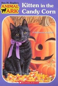 Kitten in the Candy Corn (Animal Ark, Bk 41)