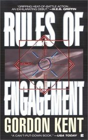 Rules of Engagement (Alan Craik, Bk 1)