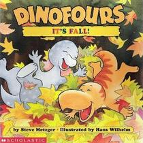 Dinofours:  It's Fall!