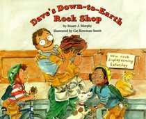Dave's Down-to-Earth Rock Shop (MathStart 3)
