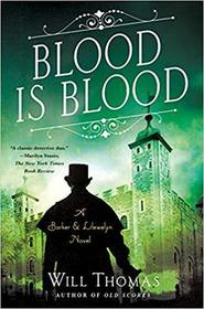 Blood Is Blood (Barker & Llewelyn, Bk 10)