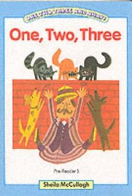 One, Two, Three and Away: Pre-rdrs.5-8 (One, two, three & away!)