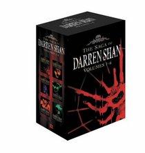 The Saga of Darren Shan Box Set (Saga of Darren Shan)