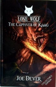 The Captives of Kaag Lone Wolf