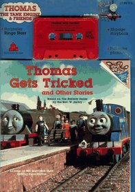 Thomas Gets Tricked and Other Stories (Thomas the Tank Engine  Friends Series)