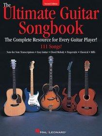 The Ultimate Guitar Songbook