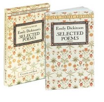 Listen & Read Emily Dickinson's Selected Poems (Dover Audio Thrift Classics Series)