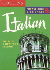 Italian Phrase Book  Dictionary (Collins Language Packs)
