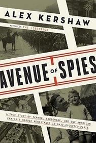 Avenue of Spies (Audio CD) (Unabridged)