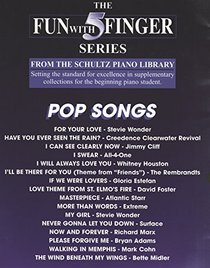 Fun with 5 Finger Pop Songs (The Fun with Five Fingers Series)
