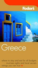 Fodor's Greece, 6th Edition (Fodor's Greece)