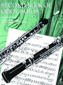 Second Book of Oboe Solos: (oboe and Piano)