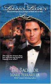 The Bachelor (Logan's Legacy, Bk 9)