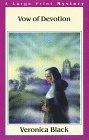 Vow of Devotion (Sister Joan) (Large Print)