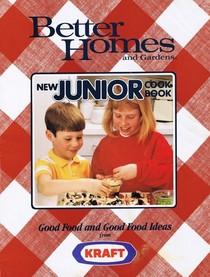 Better Homes and Gardens Junior Cookbook