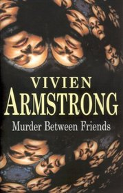Murder Between Friends (Large Print)