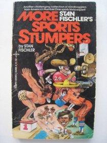More Stan Fishchler's Sports Stumpers