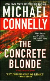 The Concrete Blonde (Harry Bosch, Bk 3)