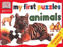 My First Puzzle: Animals