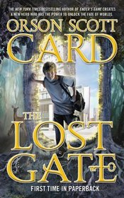 The Lost Gate (Mither Mages, Bk 1)