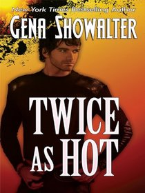 Twice as Hot (Tales of an Extraordinary Girl, Bk 2) (Large Print)