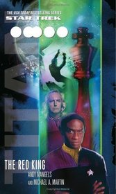 Titan, Book Two : The Red King (Star Trek: The Next Generation)