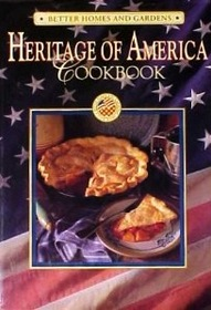 Heritage of America Cookbook
