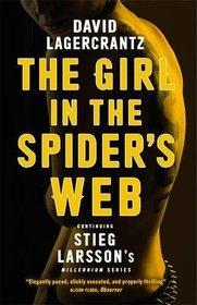 The Girl in the Spider's Web. Verschw�rung, englische Ausgabe