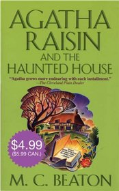 Agatha Raisin and the Haunted House (Agatha Raisin, Bk 14)