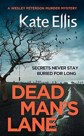 Dead Man's Lane (Wesley Peterson)