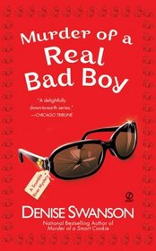 Murder of a Real Bad Boy (Scumble River, Bk 8)