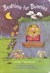 Bedtime for Bunnies (Peek-a-Board)