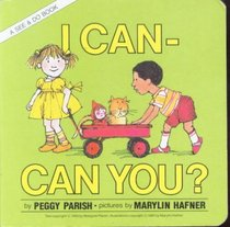 I Can, Can You?: Level 1 (A See & do book)