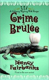 Crime Brulee (Culinary Mystery, Bk 1)