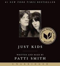 Just Kids  (Audio CD) (Unabridged)
