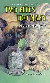 Two Bites Too Many (A Sarah Blair Mystery)