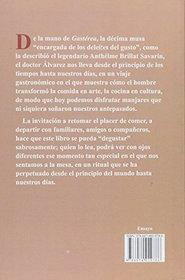 Gasterea o los secretos deleites del gusto / Gasterea or Secrecy of Taste Delights (Spanish Edition)