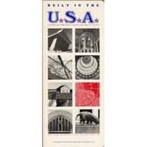 Built in the U.S.A.: American Buildings from Airports to Zoos (Building watchers series)