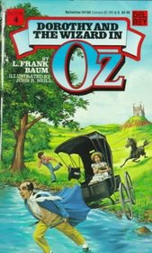 Dorothy and the Wizard in Oz (Wonderful Oz Books)