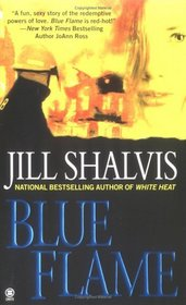 Blue Flame (Firefighters, Bk 2)