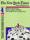The New York Times Toughest Crossword Puzzles, Volume 4 (NY Times)
