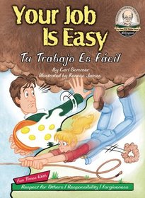 Your Job Is Easy / Tu Trabajo Es F�cil / with CD (Another Sommer-Time Story Bilingual)