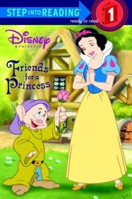 Friends for a Princess (Step into Reading, Step 1)