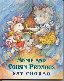 Annie and Cousin Precious